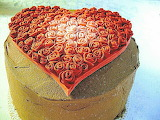 Hearty cake @  Il Blogghino