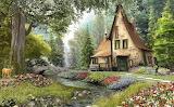 Toadstool Cottage - Dominic Davison