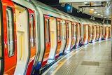 Trains - London Underground - England