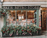 Shop Bath Somerset England UK Britain