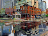 Jesus Estevez Fuertes - Morning Rain, Toronto