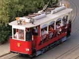 150 Barcelona, Tramvia antic - Old Tram