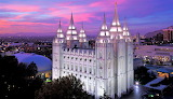 Salt Lake City Mormon Temple Utah The Church of Jesus Christ of