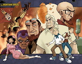 The Venture Bros. by dr barzak