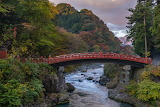 Nikko, Japan-Shinkyo Bridge