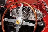 Ferrari 335S classic interior