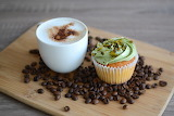 Cappuccino and Cupcake