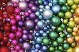 Christmas Baubles @ freeimages.com...