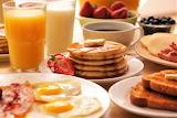 #Full American Breakfast