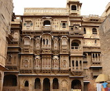Jaisalmer houses
