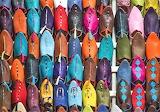 babouch, El Jadida market