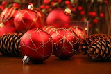 Red-Christmas-ornaments-