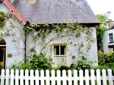Rose Cottage at the Folk Park Bunratty Ireland