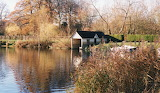 Agatha Christie boathouse at Wallingford