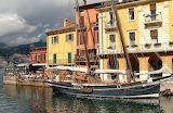 Sul lago di Garda-Italia