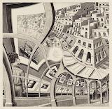 Escher - Galleria di stampe (1956)