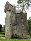 Wester Kames Castle - Isle of Bute Scotland