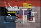 """Architecture archatlas """"Federico Babina"""" """"New Series Abstracts t"""