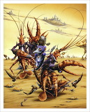 Alice in Wonderland, Rodney Matthews 5