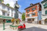 street in Austria