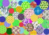 Colour Balls, Patterns