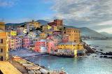Genova-Boccadasse-Liguria-Italy