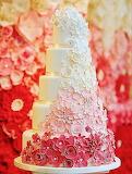 Flowery cake @ Cake Maison