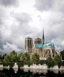 Notre Dame de Paris Reconstruction