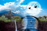 Dream landscape fantasy 1594636