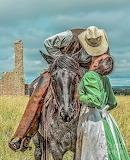 Prairie couple