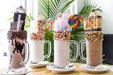 ^ Milkshakes plus something extra
