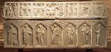 Sarcophage paléochrétien (120 pièces)
