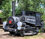 Manitou & Pike's Peak Cog Railway Locomotive