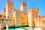 Castle, Italy