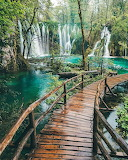 Places - Plitvice Lakes National Park - Croatia
