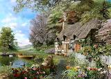 Countryside Cottage - Dominic Davison