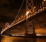 San Franciso California Bay Bridge USA