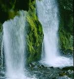 New Zealand - Waterfall - Double Beauty