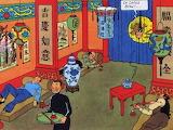 4 - Tintin et le lotus bleu . 3