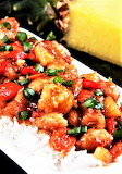 #Baked Sweet and Sour Chicken