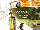 The Elissa, Galveston, Texas
