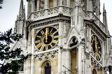 Zagreb - Croatia, clock tower