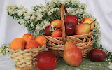 Canastas de frutas