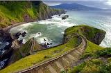 Basque Coast in Northern Spain