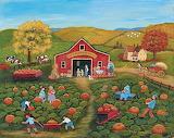 Pop's Pumpkin Patch Mary Singleton