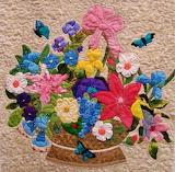 Quilt Floral