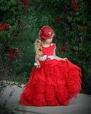 Ruffles & Red