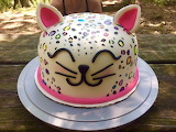 it's for me!-cake/cat