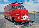 1957 International BC 180 Brandweer