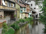 somewhere in Alsace, France